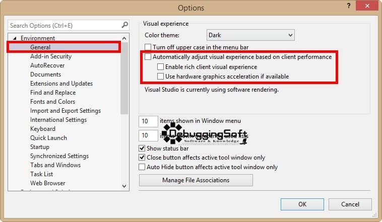 Visual Studio | DebuggingSoft